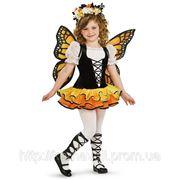 Прокат карнавального костюма Бабочка фото