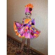 Прокат карнавального костюма Хлопушка / Конфета фото