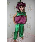 Детский карнавальный костюм Слива прокат фото