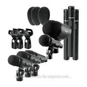 Набор микрофонов для барабанов Takstar DMS-DH8P фото
