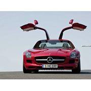 Mercedes-Benz SLS AMG купе фото