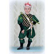 Карнавальный костюм Короля для мальчика фото