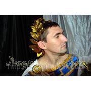 Костюм Цезарь. Исторический костюм. фото