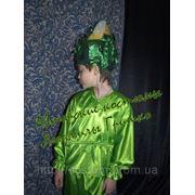 Карнавальный костюм Кукуруза для мальчика. фото