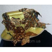 Шляпа r к костюму Месяц Сентябрь (Вересень) фото