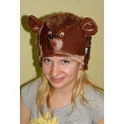 Карнавальная шапка ежик,жук,иноплотенянин фото