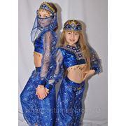 Ночная Восточная красавица Шахерезада на 5,6,7,8,9,10,11,12 лет фото