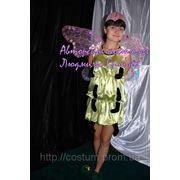 Карнавальный костюм Бабочка. фото