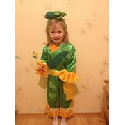 Прокат детского карнавального костюма Огурчик Киев фото