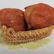 Продукт из свинины копчено-вареный Буженина Смачная фото
