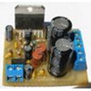 Усилитель мощности моно с пред.усилителем на TDA 7294 + NE 5532 ( RM 1103 ) 1х100W фото