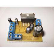 Усилитель мощности стерео TDA 7394 на 2х30W фото