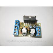 Усилитель мощности стерео на TDA 7265 2х30Вт фото
