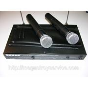 Микрофон, радиомикрофон SHURE-LX 88 фото