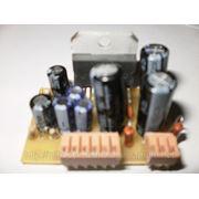 Усилитель мощности стерео на TDA 2009 2х10Вт фото