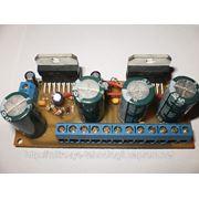 Усилитель мощности моно на TDA 7294 мостовой 1х170W фото