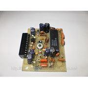 FM стерео тюнер на ИМС ТЕА5711 фото