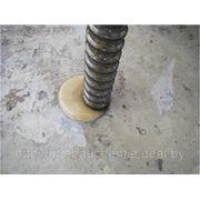 Анкеровка арматуры в бетоне быстротвердеющей смолой фото