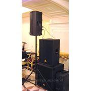 Аренда звукового комплекта 1500Wt. фото