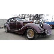 Mercedes Benz-540K 1939 г.в НОВЫЙ, бордо