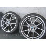 """Колеса 20"""" BMW 5 F10 стиль 356 фото"""
