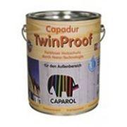 Лак для дерева Capadur TwinProof/ Бесцветная 1 л