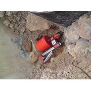 Резка и сверление ж.бетона,бута,кирпича фото