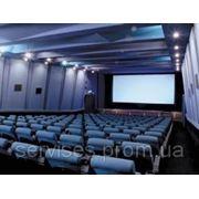 Аренда яркого проектора 5 000 Лм + большого экрана 400х300 + презентер + лазерная указка, в Одессе фото