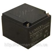 Аккумуляторная батарея Luxeon LX 12-26 фото