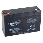 Аккумулятор Logic Power 6V 7.2AH фото