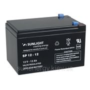 Аккумуляторная батарея SUNLIGHT (AGM) SPb12-12 фото