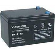 Аккумулятор SUNLIGHT SP12-12, 12В 12 А*ч