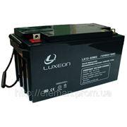 Аккумуляторная батарея Luxeon LX 12-65 фото
