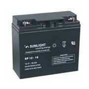 Аккумулятор SUNLIGHT SP12-18, 12В 18 А*ч фото