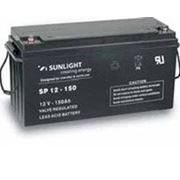 Аккумулятор SUNLIGHT SP12-150, 12В 150 А*ч фото
