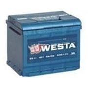 Аккумуляторная батарея Premium 12V 60Ah 600A WESTA фото