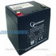 Аккумулятор для ИБП GEMBIRD 12V 5Ah (BAT-12V5AH) фото