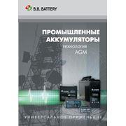 Стационарные свинцово-кислотные аккумуляторы В.В