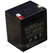 Аккумуляторная батарея Luxeon LX 1250 фото
