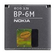 Аккумуляторная батарея Nokia BP-6M фото