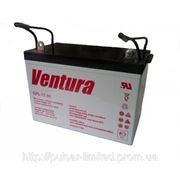 Аккумулятор Ventura GPL 12-80 (12 В - 80 Ач) AGM VRLA свинцово-кислотный необслуживаемый герметичный фото