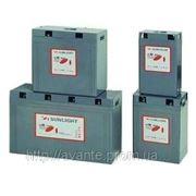 Аккумуляторная батарея SunLight SVT 2-2000