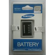 Аккумуляторная Батарея Original Samsung U600/X820 фото