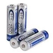 12 x Батарейки BTY Home Ni-MH AA 2500mAh 1.2V фото