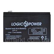 Аккумуляторная батарея LogicPower LP1275 12V (7.5Ah) фото