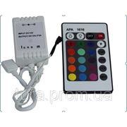 RGB-контроллер для управления световой гаммы Led ленты
