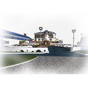 Дизайн-проект готельного комплексу «МАЯК» V2 фото