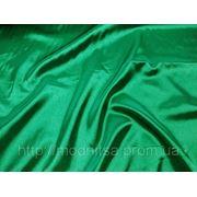 Стрейч-атлас (зеленый) (арт. 0963) фото