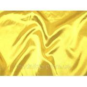 Стрейч-атлас желтый (арт. 0939) фото