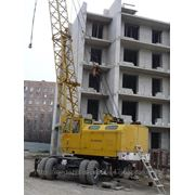Услуги Пневмоколесного крана по Донецку и области, пневмоколесный кран фото